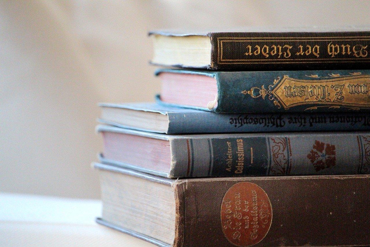 books, read, education